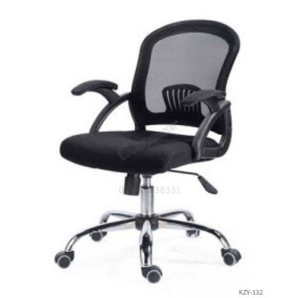 办公椅员工转椅网布职员椅电脑椅