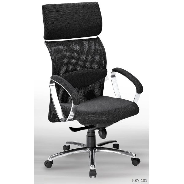 精品网布manbetx客户端网页版 网布老板椅 高品质铝合
