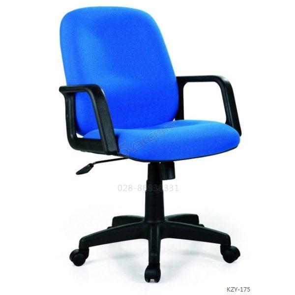 工厂车间办公椅 麻绒转椅