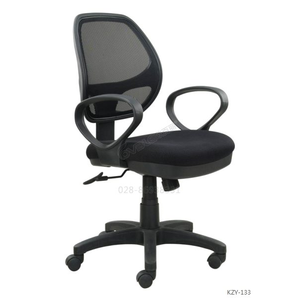小苹果转椅 网布热销办公椅