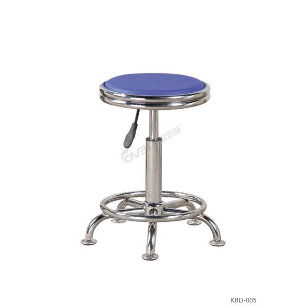 可旋转圆吧凳 升降固定脚吧椅