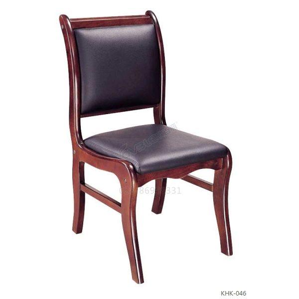 便宜会议椅 畅销无扶手实木会议椅